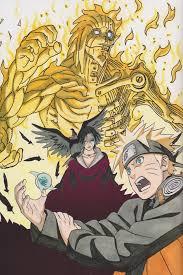 Kishimoto Masashi, NARUTO, Uzumaki Naruto, Susano'o (NARUTO ...