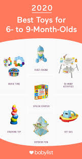 11 best baby toys for 6 to 9 month olds