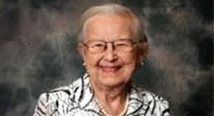Obituary: Muriel Jean Smith