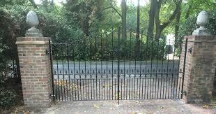 wrought iron gates garden gates direct