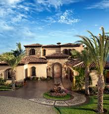 architecture mediterranean house plans
