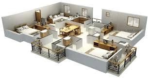 floor plans in 3d house design