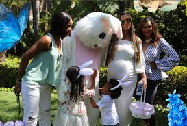 Go Inside Beyonce's Easter Sunday SnapChat Fun With Blue Ivy, Kelly Rowland  & Titan + Mama Tina Gives Update On The Twins | The Young, Black, and  Fabulous®