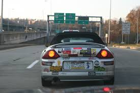 The 4 Types Of Bumper Sticker People You Re Guaranteed To See On A Road Trip B Minus Blogs