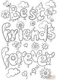 Dit Is Een Tekening Die Laat Zien Wat Best Friend Forever Is