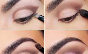 bridal eyes makeup step by saubhaya