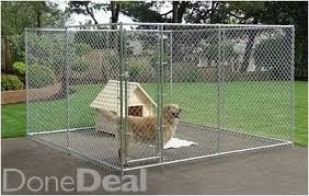 Chainlink Dog Runs Summer Sale For Sale In Kildare On Donedeal Dog Runs Pet Accessories Dogs