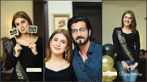 Kubra Khan Had A Sweet Little Birthday Party Last Night [Pictures ...
