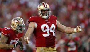 49ers defensive tackle Justin Smith retires - SFGate