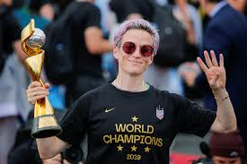 Megan Rapinoe wrongly thinks she's a preacher — not a player