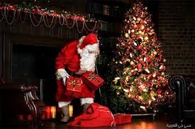 صور بابا نويل 2020 للعام الجديد خلفيات سانتا كلوز 2020 سي جي العربية
