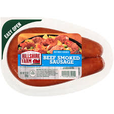 beef sausage walmart