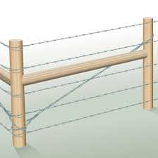 Farm Fencing Horse High Chicken Tight And Bull Strong Farm Fence Livestock Fence Fence Construction