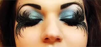 fallen angel dark fairy makeup