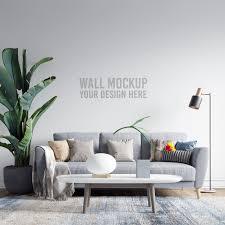 interior mockup free vectors stock