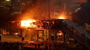 Hong Kong Polytechnic University crisis was pure provocation - CGTN