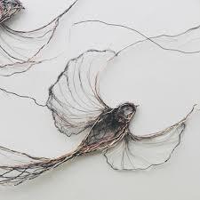Celia Smith - Wire Sculpture - Posts | Facebook