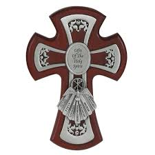 gifts of the holy spirit wall cross