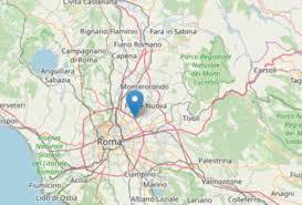 Terremoto a Roma, sisma di magnitudo 3.3: la situazione - www ...