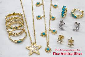 whole sterling silver jewelry 925