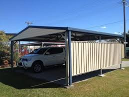 Gable Roof Carport Meta