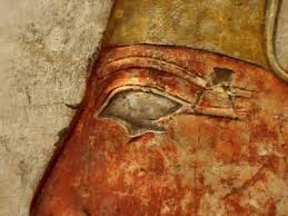 ancient egyptian men wear cosmetics