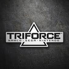 Sticker Triforce System Muraldecal Com