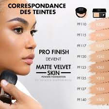 makeup forever velvet finish powder