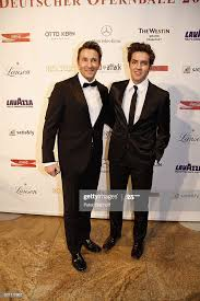 "Mark Keller , Sohn Aaron Keller, Gala 29. ""Deutscher Opernball"" 2011...  News Photo - Getty Images"