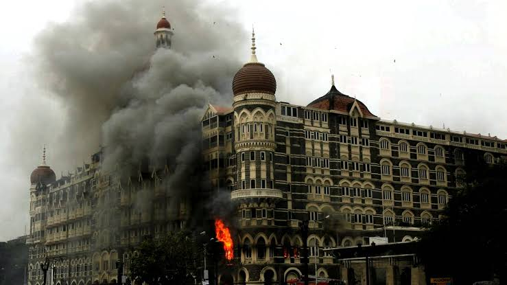 "Image result for 2611 Mumbai Attack"""