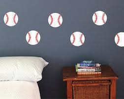 Baseball Decal Etsy