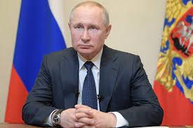 Обращение Владимира Путина к россиянам из-за коронавируса 2 апреля ...