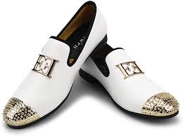 xqwfh mens loafers leather dress shoes