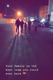 inspirational positive quotes your family is the best team