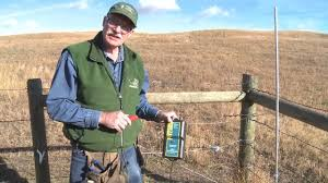 How To Hook Up An Electric Fence Energizer Youtube