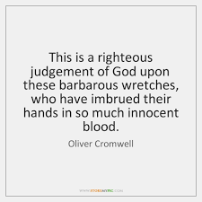oliver cromwell quotes page