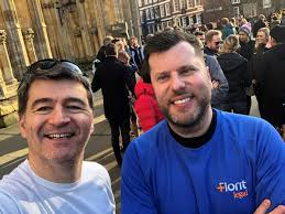 We're running to help In-house Lawyer Adam Gray fight cancer - Florit Legal