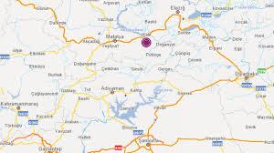 İşte son dakika deprem haberleri: Malatya'da 4.9 büyüklüğünde ...
