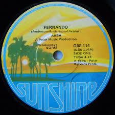 ABBA - Fernando / Tropical Loveland (1976, Vinyl) | Discogs