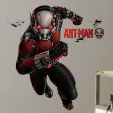 Room Mates Popular Characters Ant Man Wall Decal Wall Decals Wall Decal Sticker Ant Man Characters