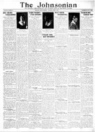 The Johnsonian April 24, 1926