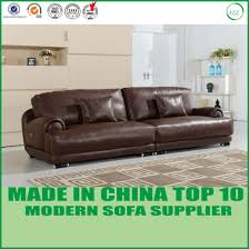 leather sofa set with coffee table
