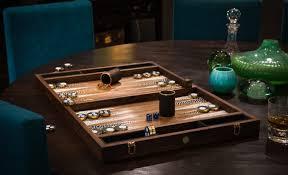bespoke backgammon sets avoova luxury