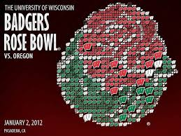 badgers college football wisconsin