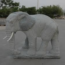 asian giant elephant statue s
