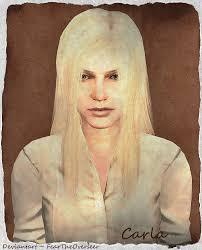 Carla Radames Portrait by FearTheOverseer on DeviantArt