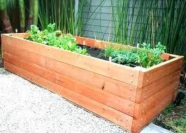 herb garden planter box ideas aziimov