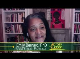 09 17 20 Emily Bernard Author Of Black Is The Body On Across The Fence Youtube