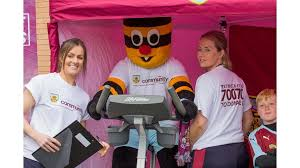 Abby Turner is fundraising for Burnley FC in the Community