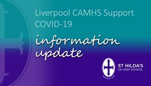 covid 19 liverpool camhs support